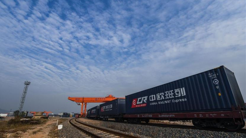 In the new era, China strives forward to benefit world
