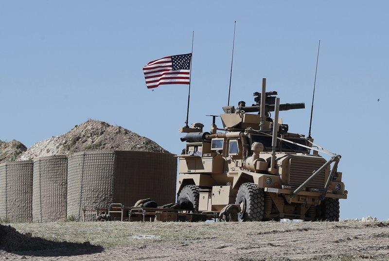 US Senate breaks with Trump on Afghanistan, Syria withdrawal