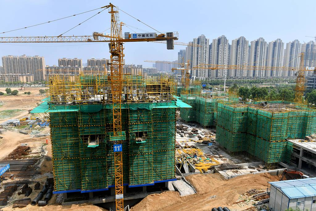 Chinese cities see slower house price growth in January
