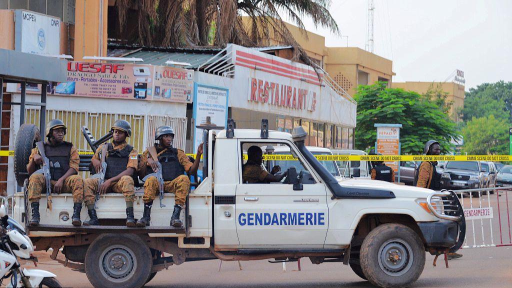 14 civilians killed in terrorist attack in Burkina Faso
