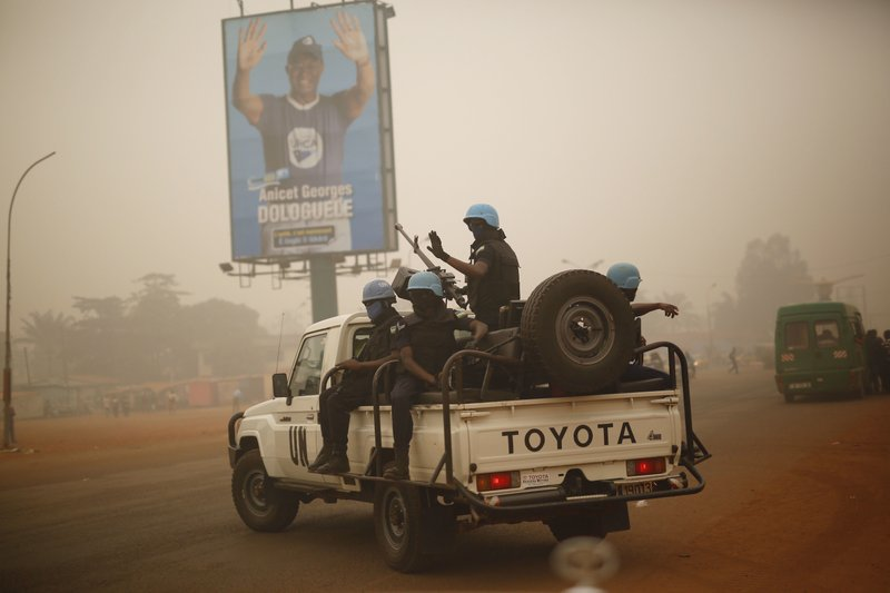 Central African Republic, rebel groups initial a peace deal