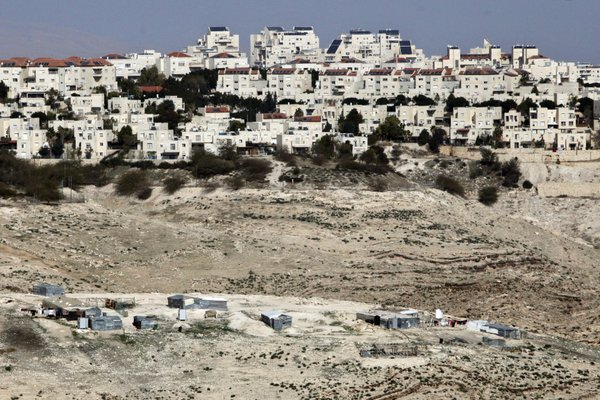 West Bank settlers report surge in population growth