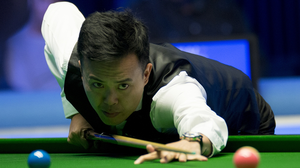 China's Marco Fu downs O'Sullivan at Snooker World Grand Prix
