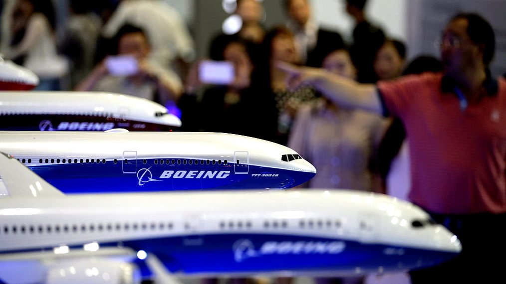 Boeing shares soar as strong China demand cools trade concerns