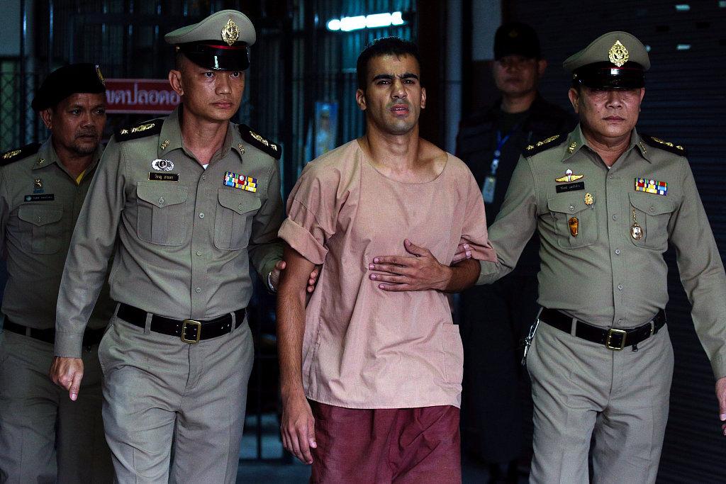 Australian PM 'disturbed' by Thai detention of refugee footballer