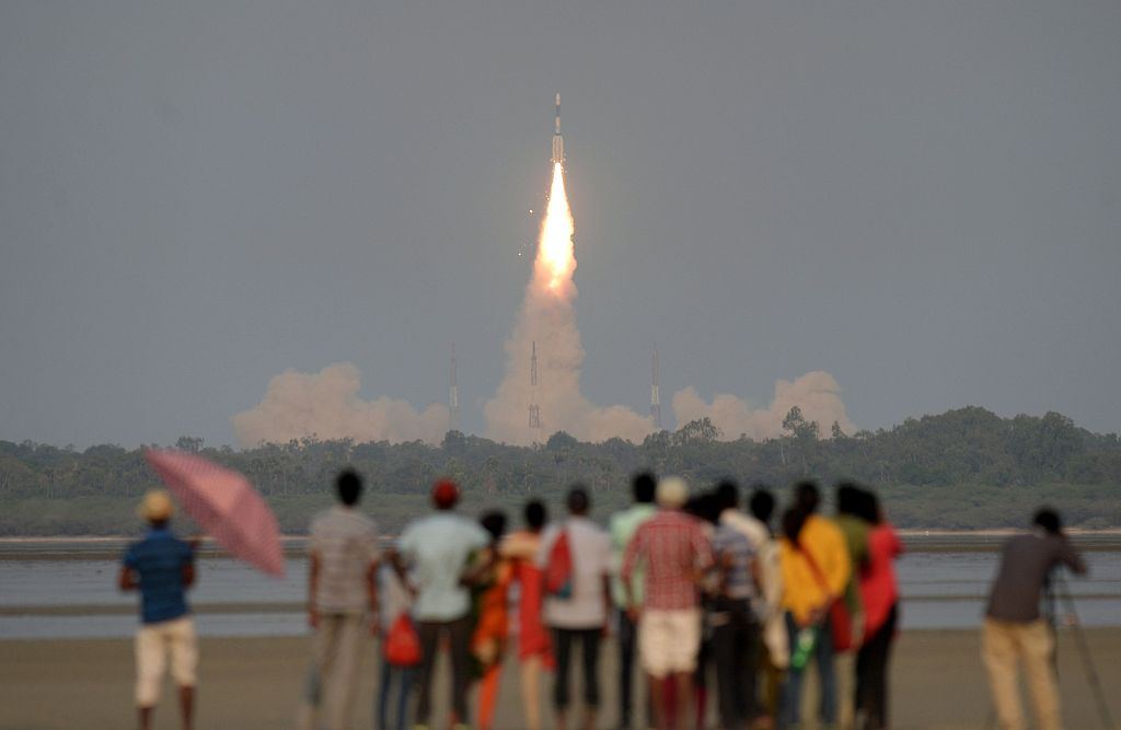 India launches communication satellite GSAT-31 onboard European rocket