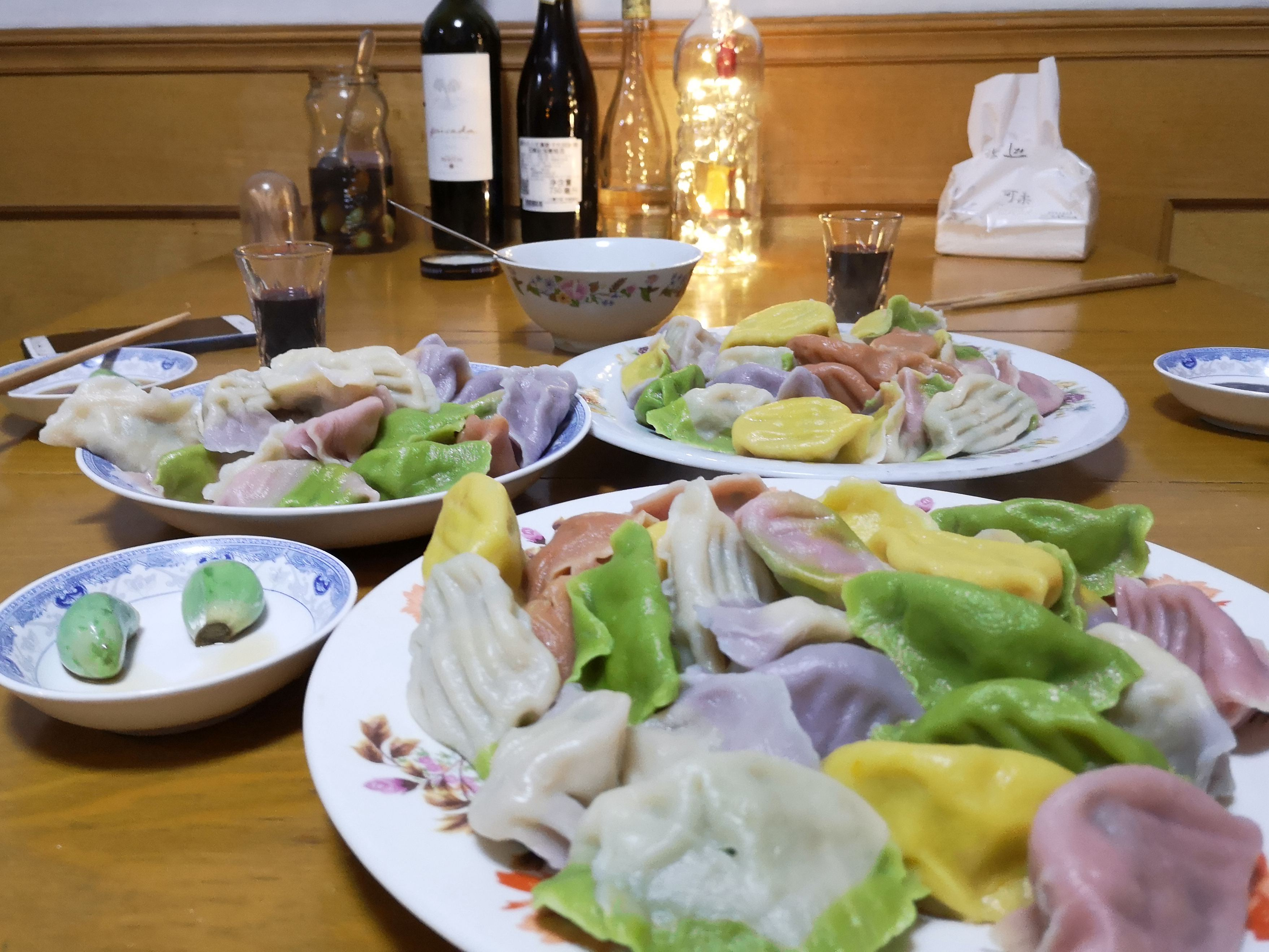 Spring Festival Eve dinner cuisine across China (II)