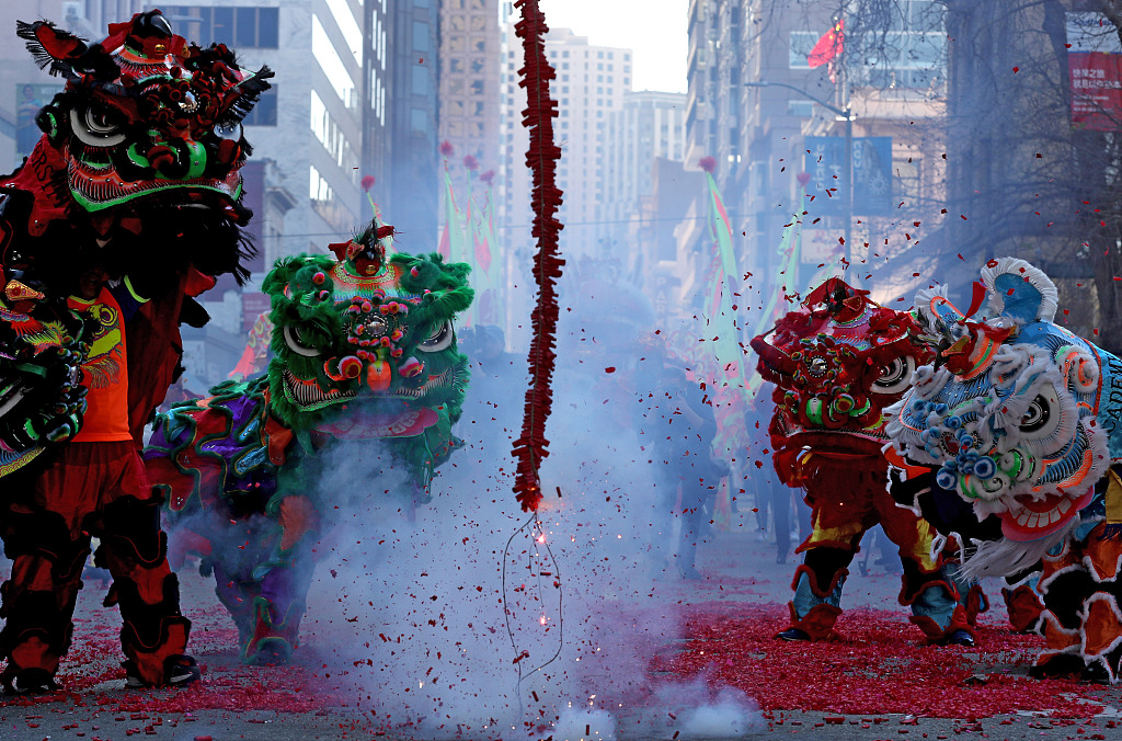 San Francisco mayor unveils official celebration of Chinese Lunar New Year in Chinatown