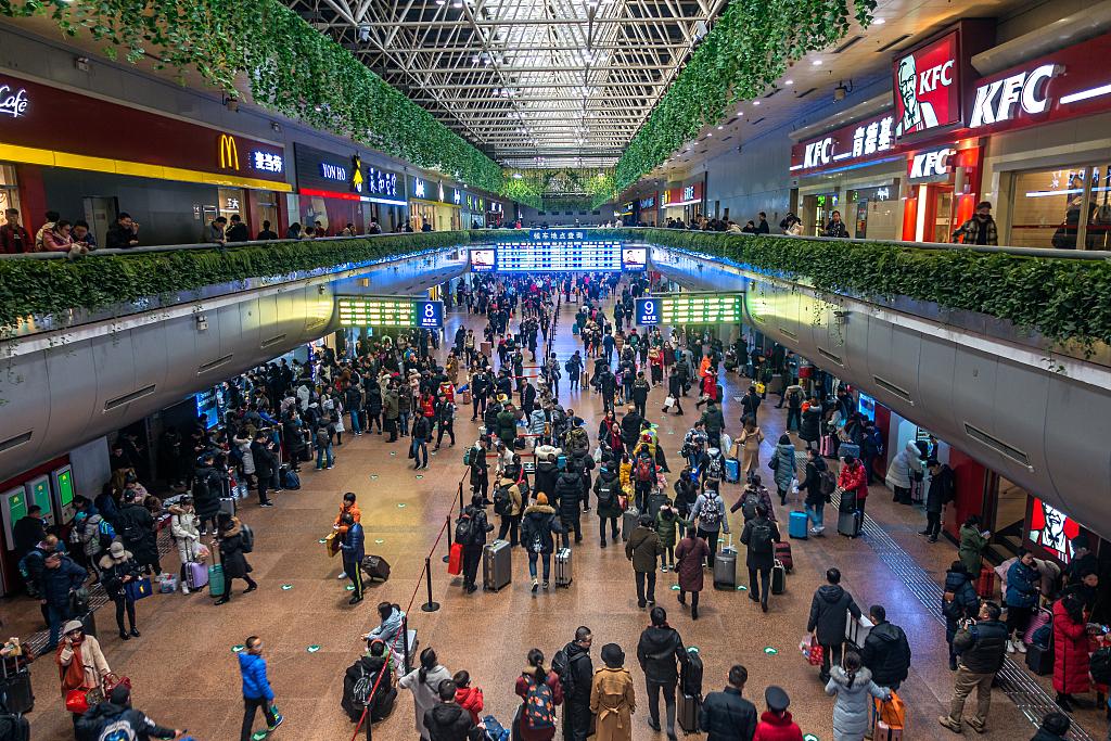 Railway trips up on short-distance travel demand