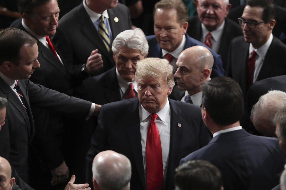 Trump announces campaign rally next week in El Paso, Texas