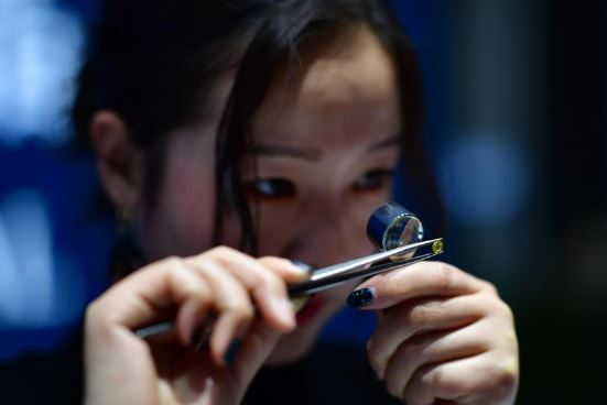Made-in-China diamonds poised to shape global market
