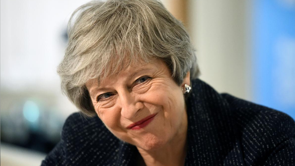 May seeks border compromise in Northern Ireland