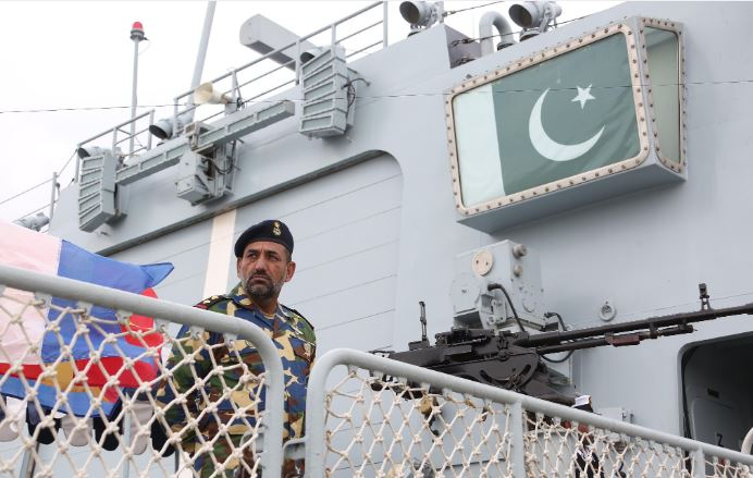 Pakistan navy recovers narcotics worth 30 mln USD