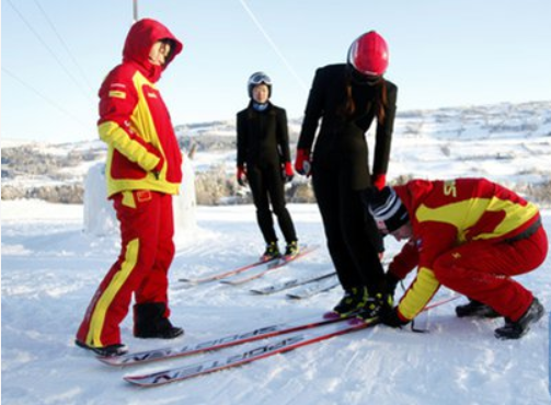 No break for Chinese winter sports athletes in Europe this Lunar New Year