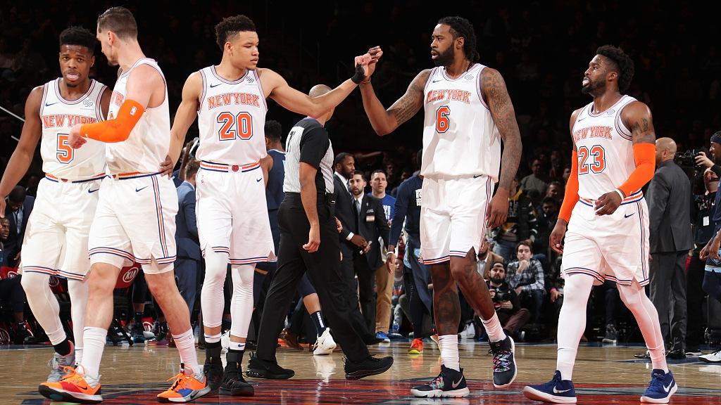 NY Knicks retain position as most valuable NBA team