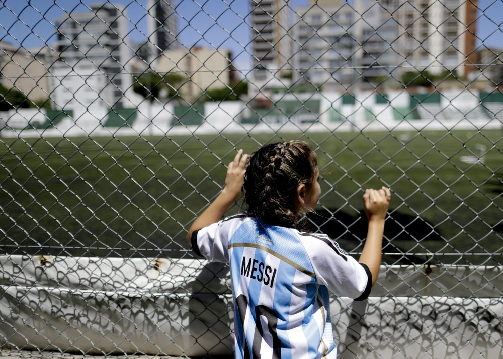 In soccer-mad Argentina, women fight sexism and inequality