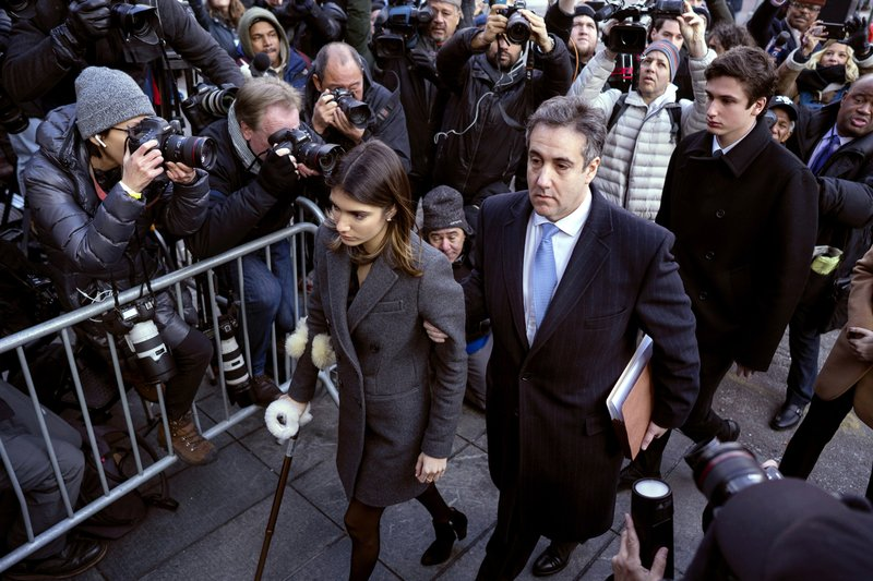 Judge to release some info on FBI raid of Trump lawyer Cohen
