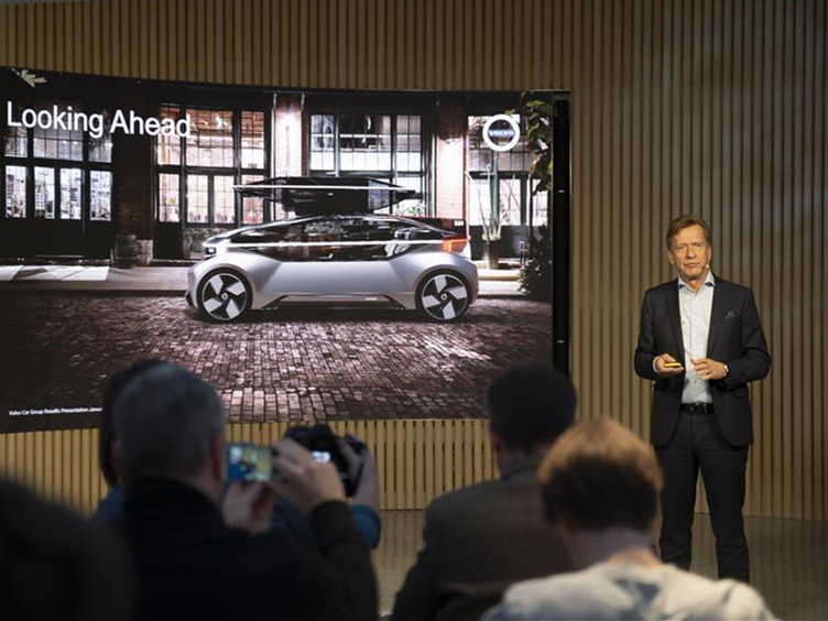 China remains export hub for Volvo Cars, says CEO