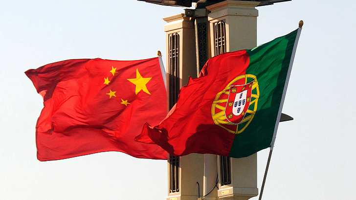Infographic: China-Portugal ties at a glance