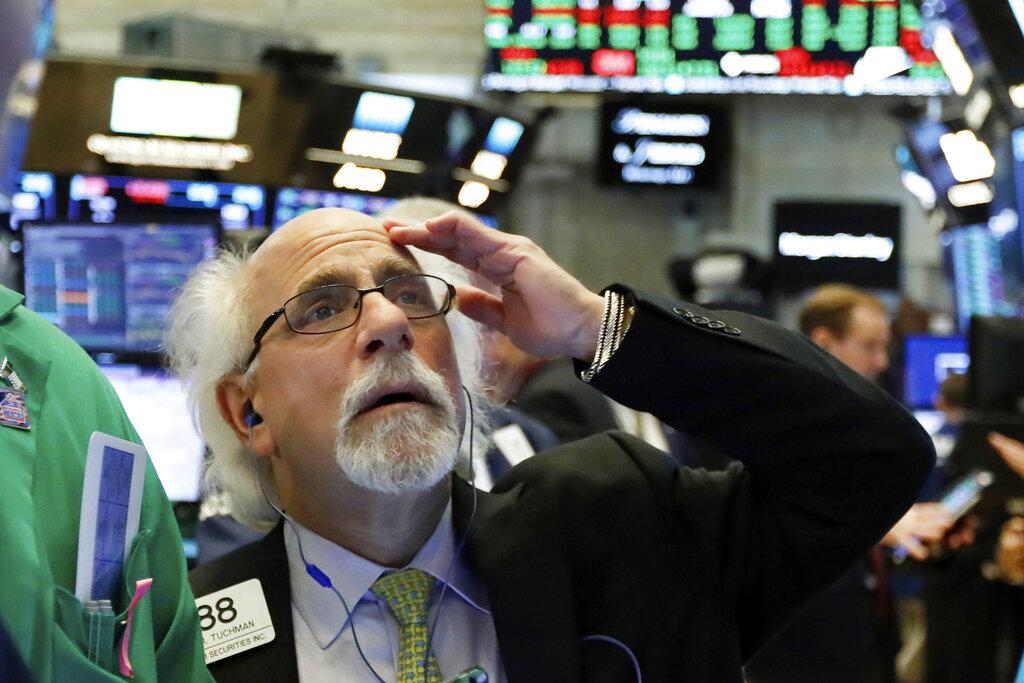 US Stocks open lower on Wall Street