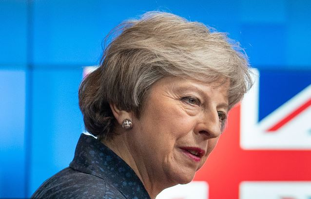 British PM heads for talks in Dublin as Brexit impasse continues