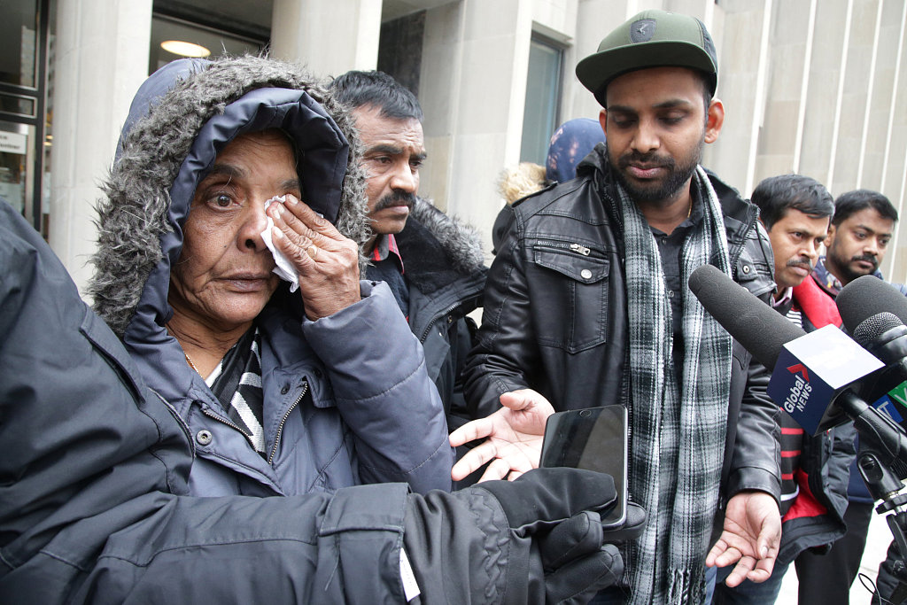 Toronto serial killer sentenced to life in prison with no parole for 25 years
