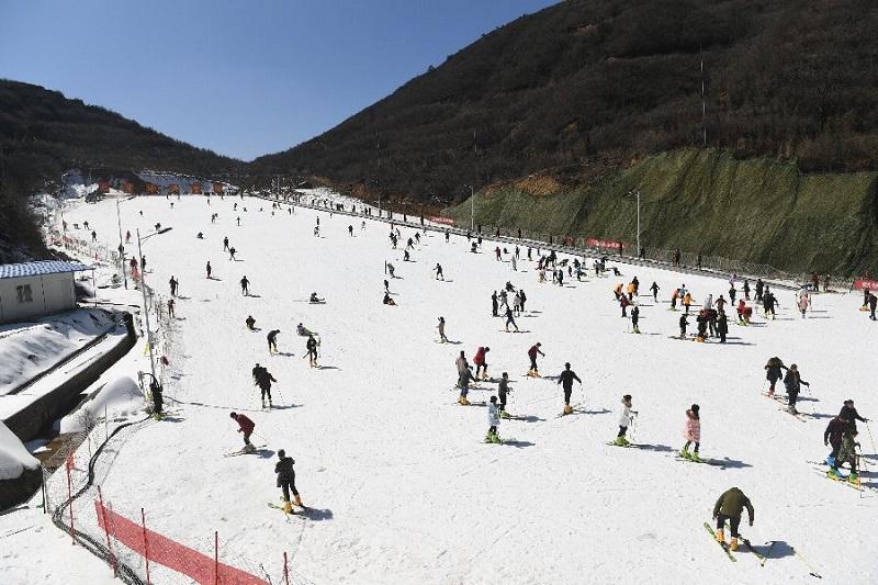 Winter sports tourism flourishing in warmer south