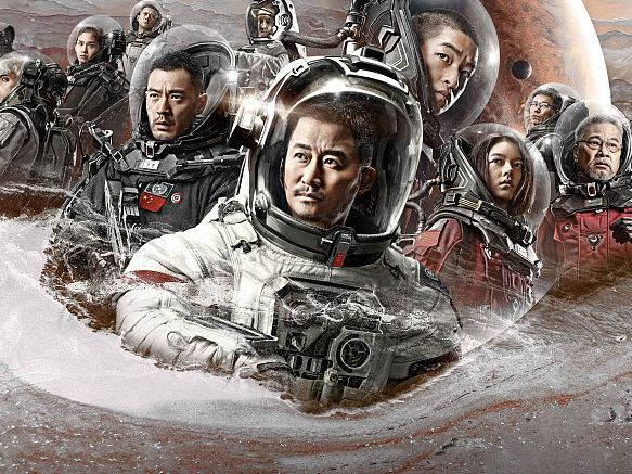 'The Wandering Earth' gains 1.4 billion yuan of box office in first five days