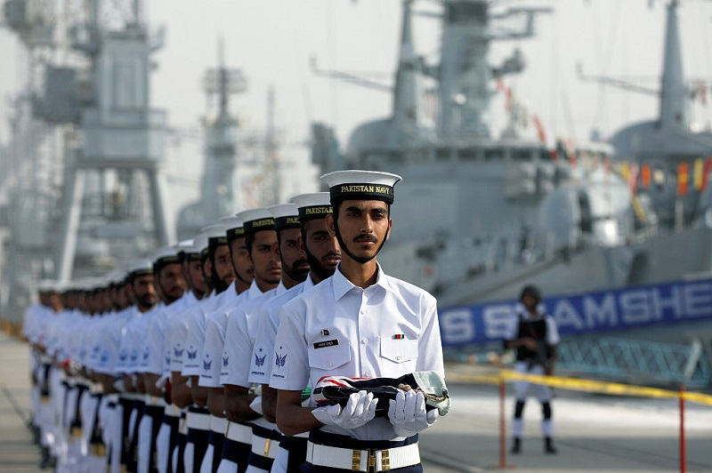 Multi-national maritime exercise kicks off in southern Pakistan