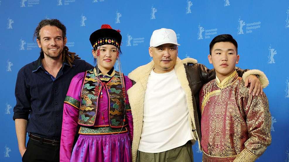 Mongolian expanse inspires Berlinale meditation on mortality