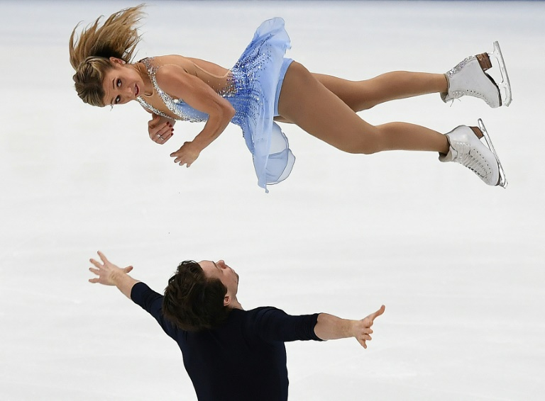 Canada's Moore-Towers and Marinaro lead Four Continents