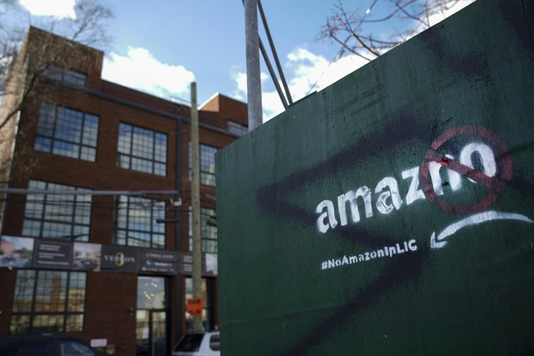 Amazon reconsidering move to New York: report