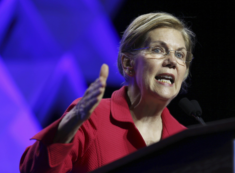 Democratic Senator Elizabeth Warren officially announces bid for US presidency