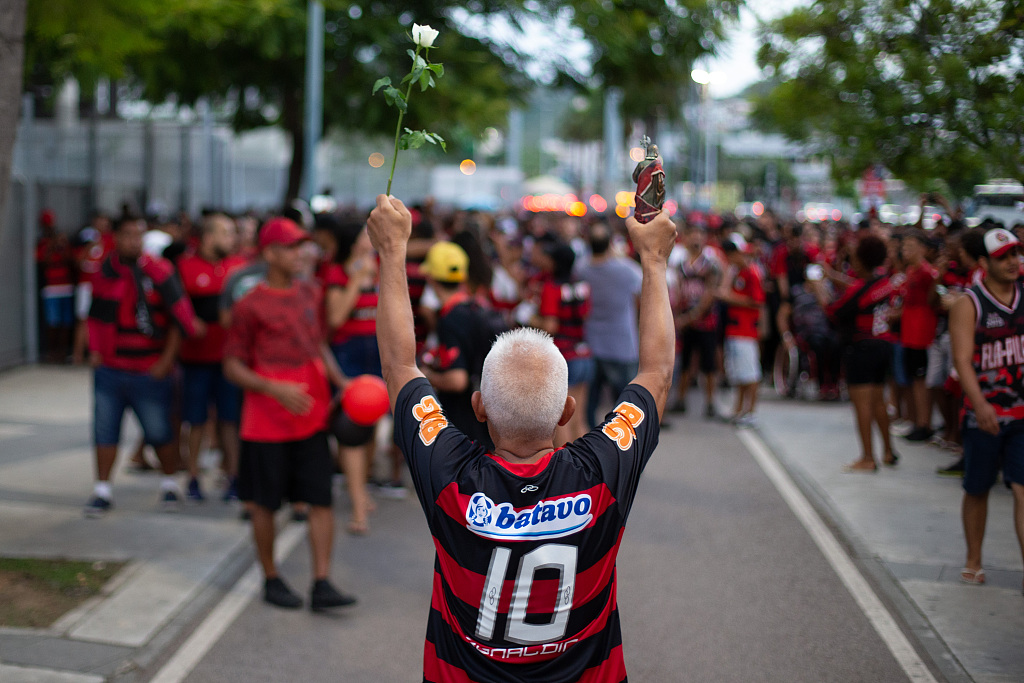 Flamengo CEO cites power surges as likely cause of fire