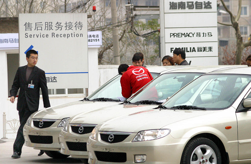 Automobile issues top Chinese consumers' 2018 complaints