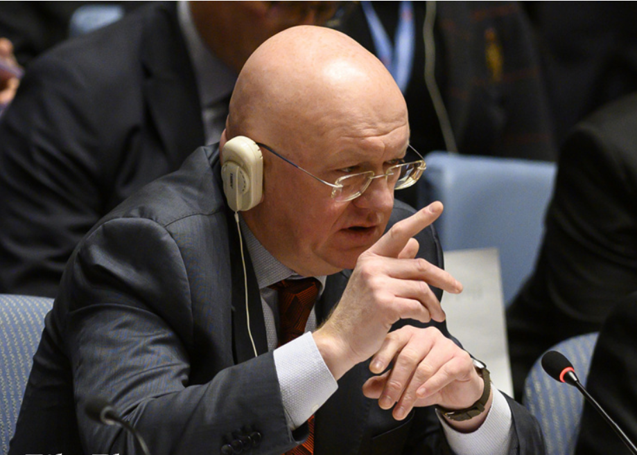 Russian UN envoy warns of unpredictable results if US destroys arms control system