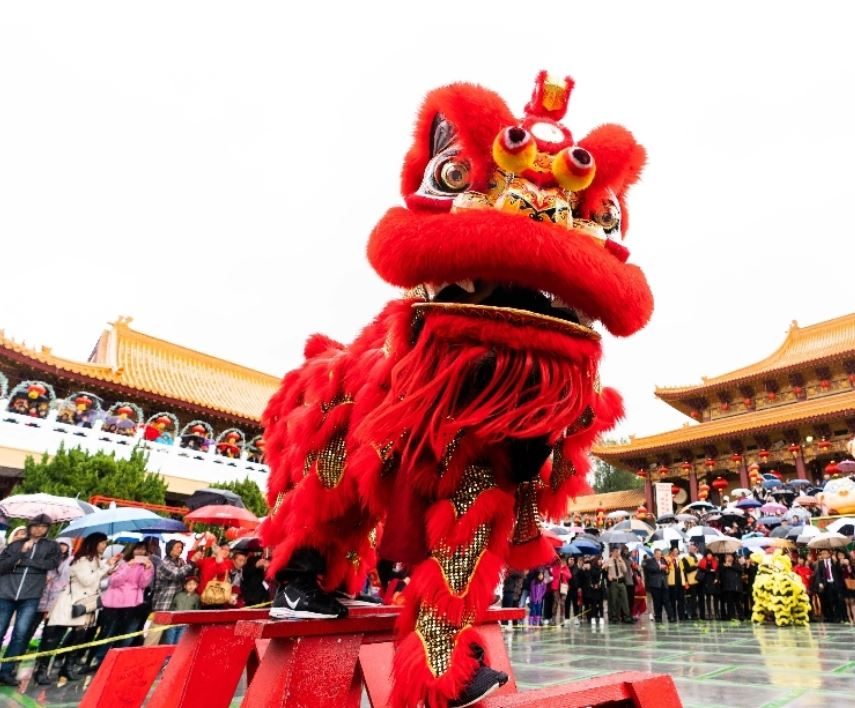 Chinese New Year celebrations delight other side of the Pacific