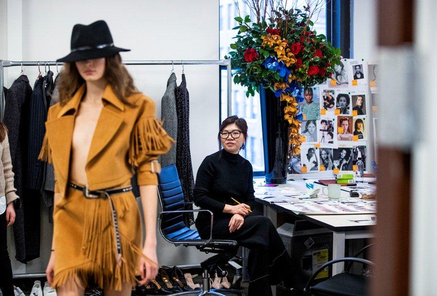 Chinese designer Wang Tao seeks to revamp women's fashion attitude