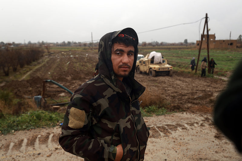 Fierce fighting for last IS foothold in eastern Syria