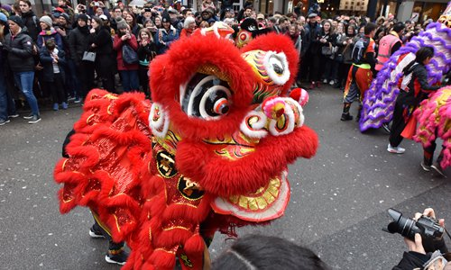 Array of cultural events sees in Lunar New Year around the world