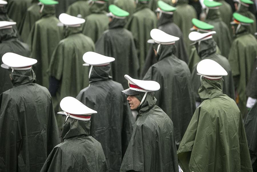 Iran's IRGC urges US to leave Middle East