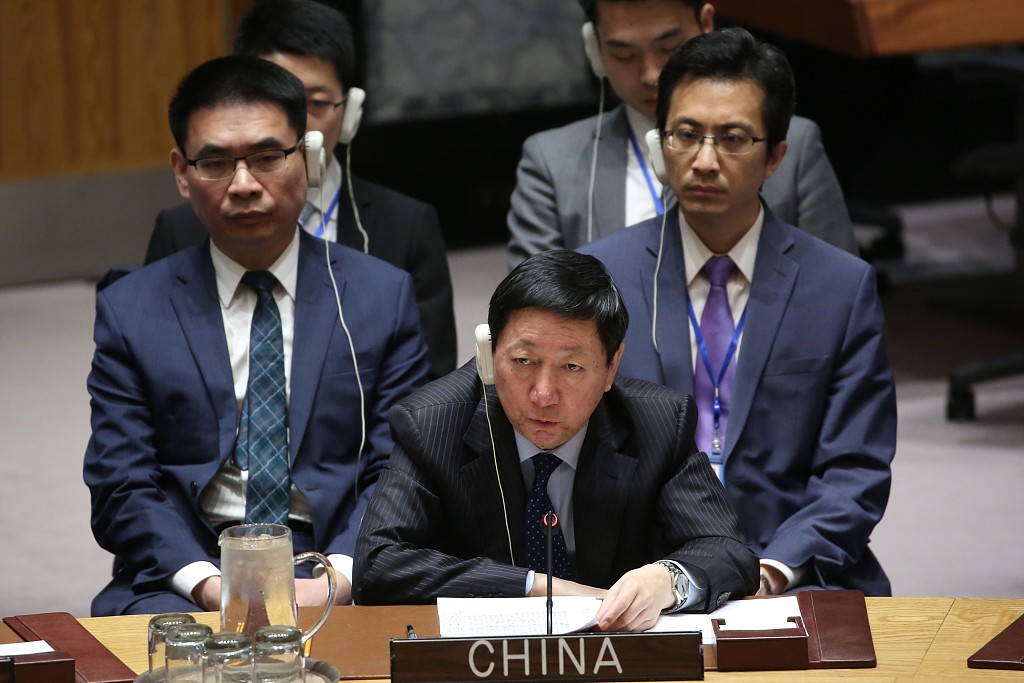 """Fight against """"East Turkestan"""" forces should be part of int'l counter-terrorism efforts: China"""