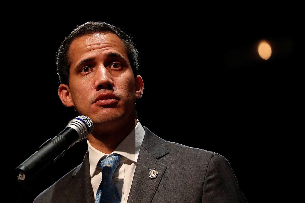 Venezuela's comptroller general announces audit on Guaido's assets