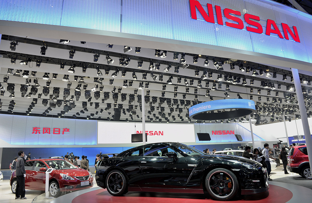 Nissan downgrades full-year forecast, logs nine-month profit fall