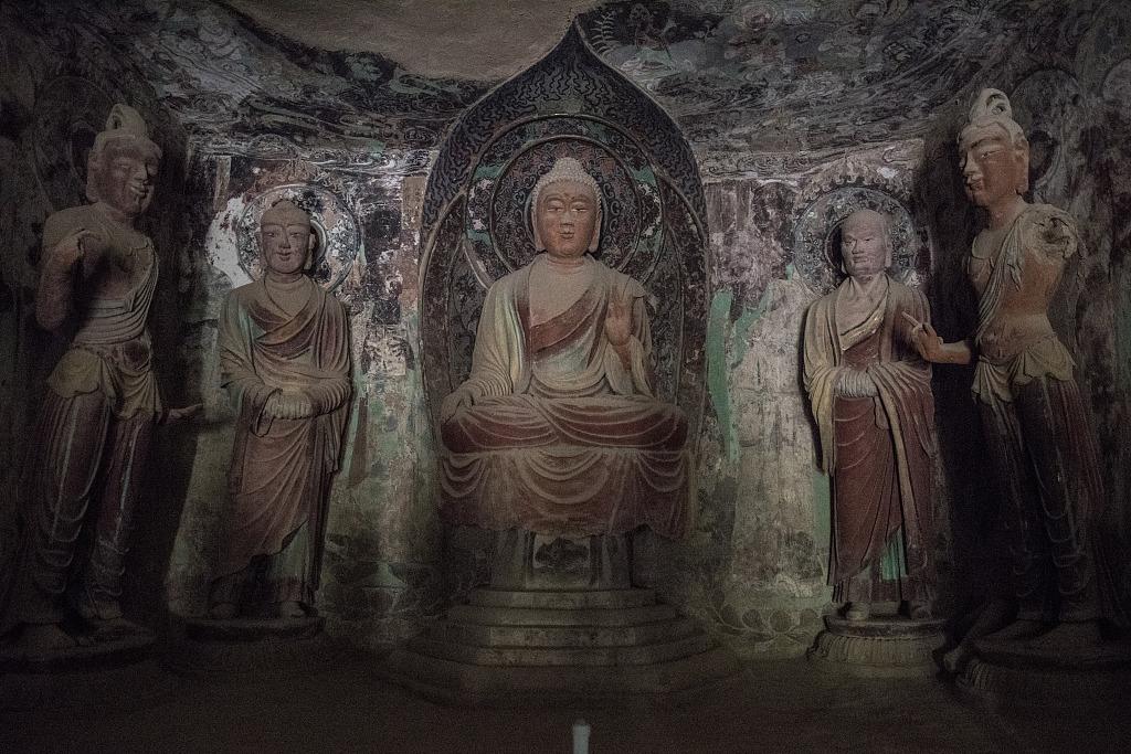 Dunhuang's ancient Tibetan manuscripts repaired, digitalized