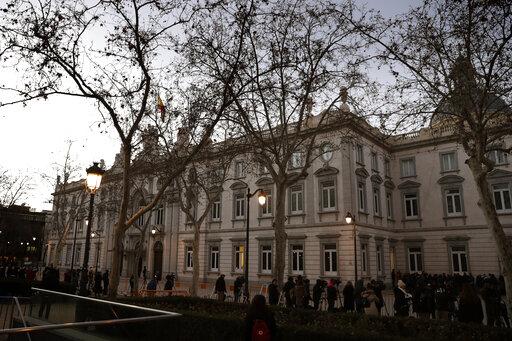 Trial of Catalan separatist leaders begins in Madrid