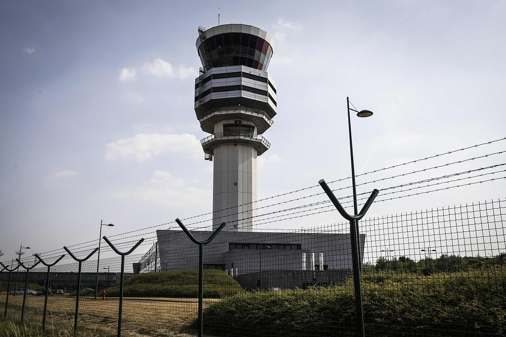 Belgium to shut airspace for 24 hours due to strike
