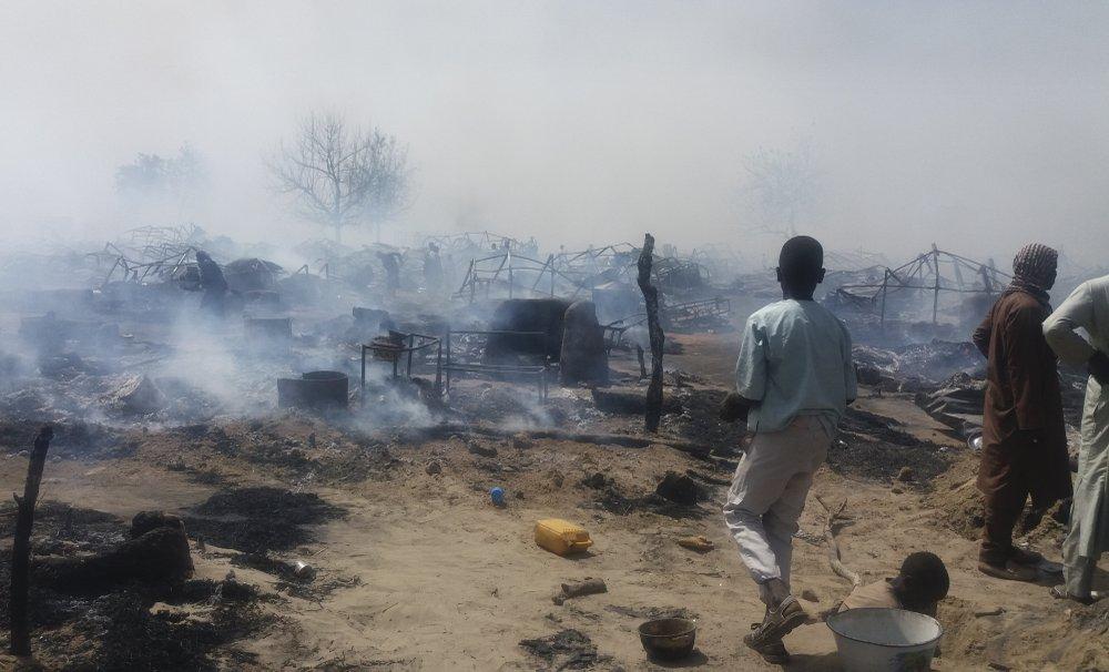 Islamic militants' deadly resurgence threatens Nigeria polls
