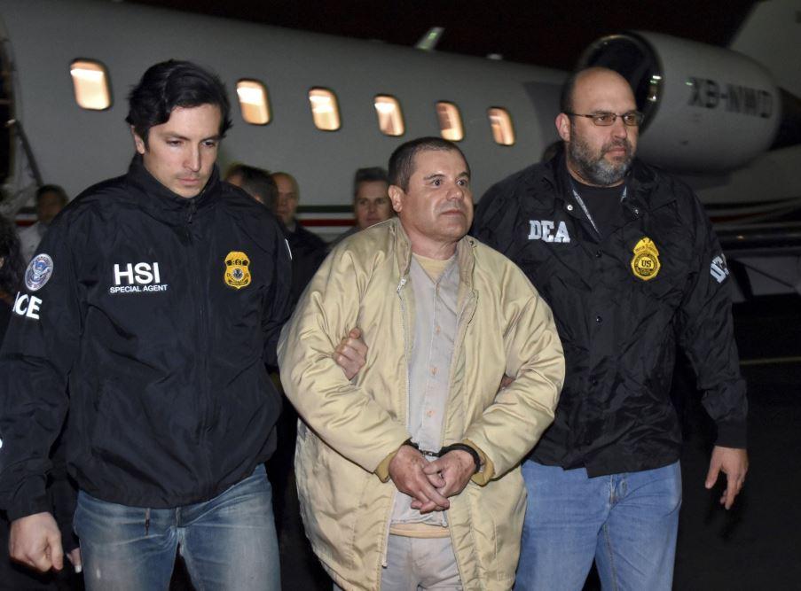 Prosecutor expects life sentence for El Chapo