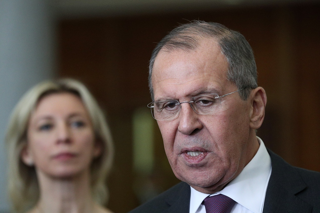 Lavrov warns Pompeo against US interference in Venezuela